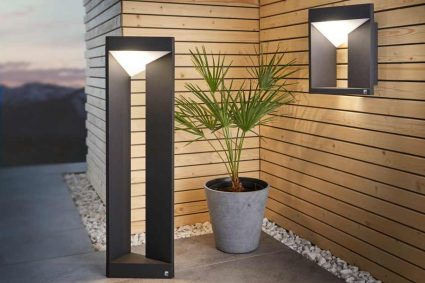 Aménagement et choix des luminaires d'extérieur